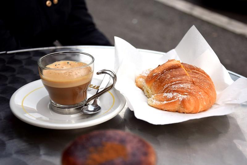 Cafe e Cornetto