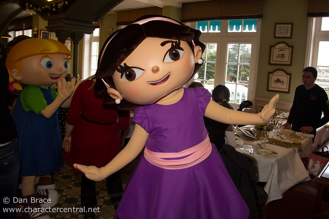 New Year's Day Brunch at Inventions, feat. the Little Einsteins