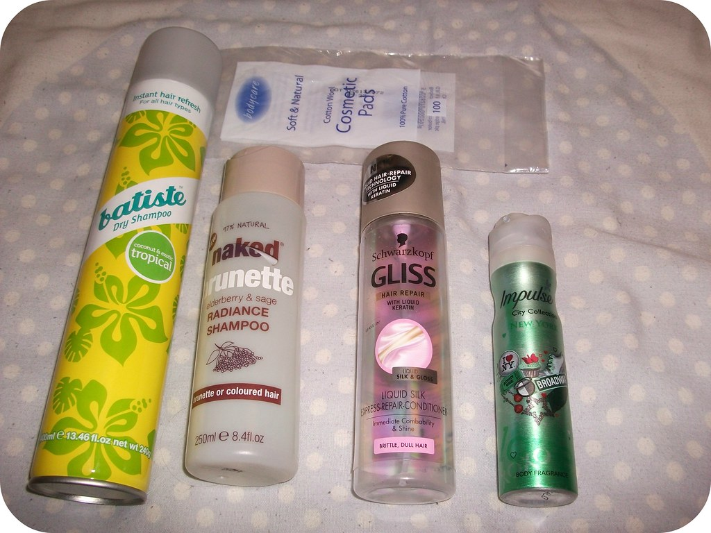 Empties January