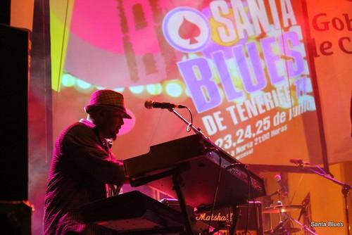 Santa Blues festival