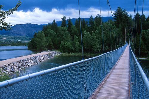 Kootenay River, Kootenays, British Columbia, Canada