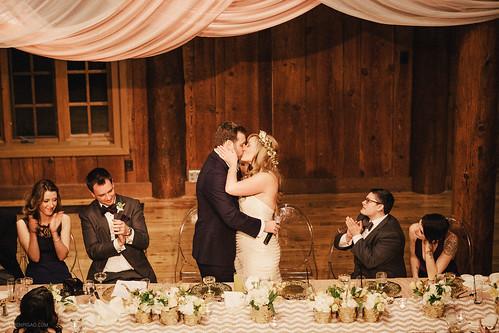 Caitlyn & Scott / Sunriver Wedding