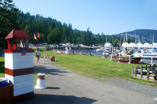 Maple Bay Marina, Maple Bay, Vancouver Island, British Columbia, Canada