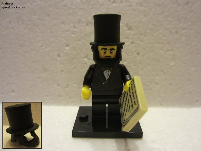 Minfig série 12 Abraham Lincoln p3