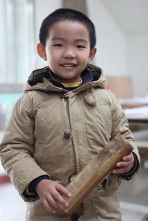 20131229-靖杰削斷竹子-1