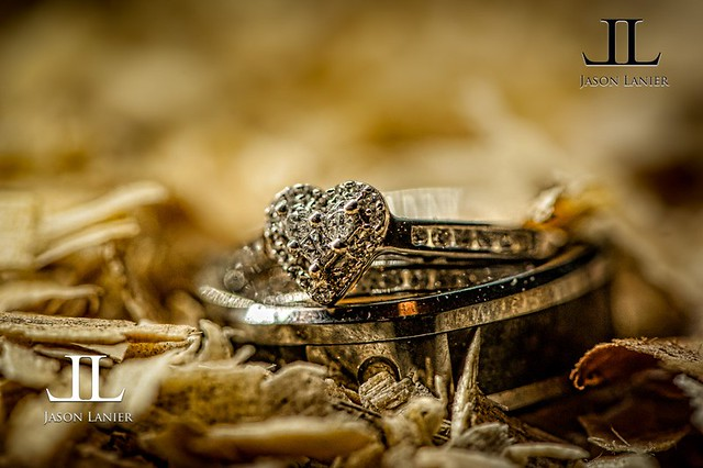 How To Video- Wedding Ring shots with a Rotolight and Macro Lens