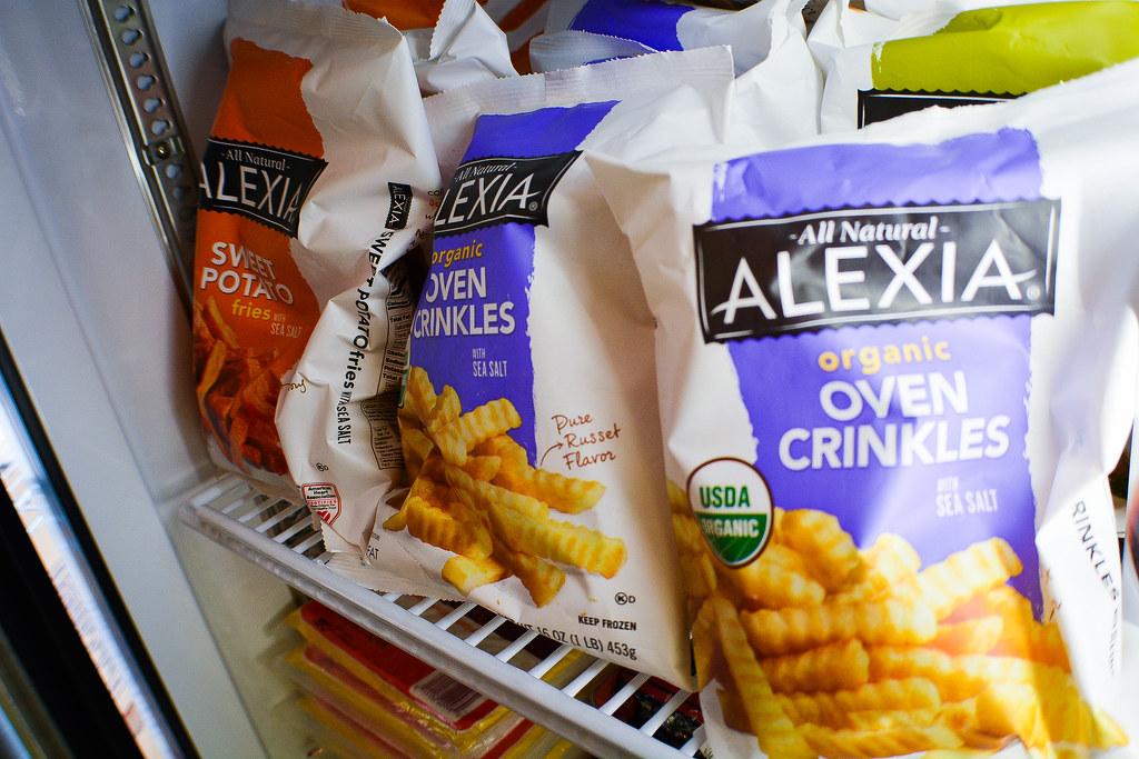 Anna Hsu-Frozen Foods