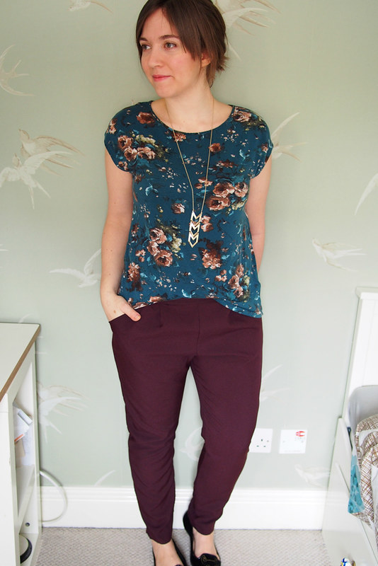 Simple Sew Trousers