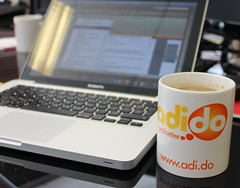 Coffee break @ Adido