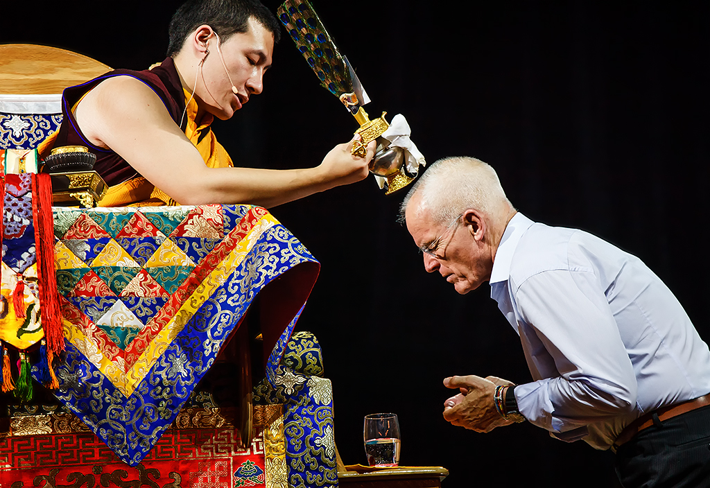 17th. Karmapa & Ole-Nidhal