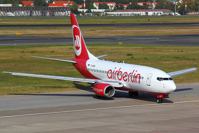 Air Berlin - B737 - D-AGEN (1)