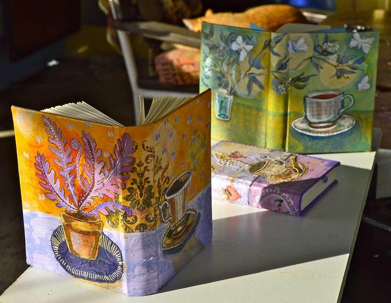 tea journals