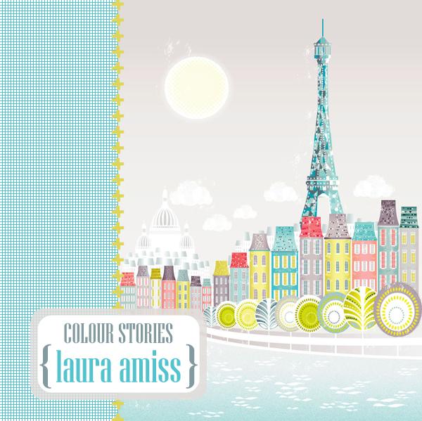 colour story : Laura Amiss | Emma Lamb