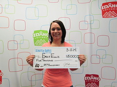 Emily Ellis - $5,000 25th Anniversary