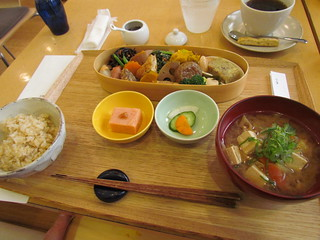 Brown Rice Cafe - Weekly Special Set