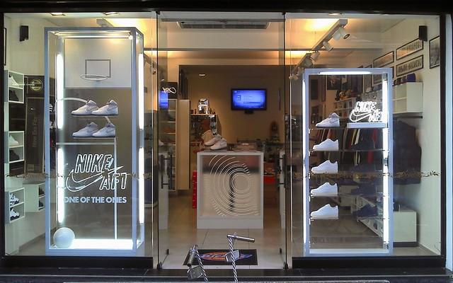 Nike AF1 30 anos