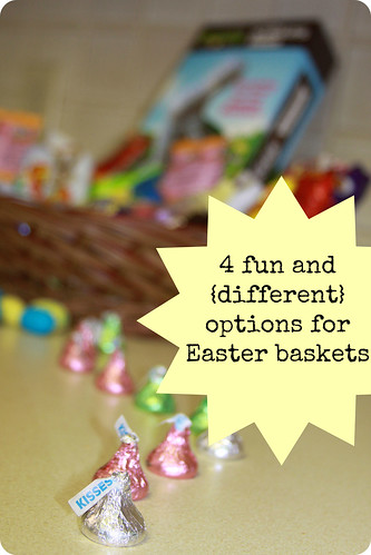 4 fun and different options for Easter baskets