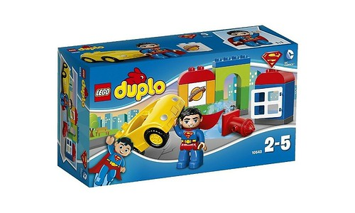 10543 Superman's Rescue BOX