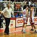 lnpfoto posted a photo:	Foto Bruni 13.04.14 Basket Adecco Gold:ACEGAS TRIESTE-FORLI'-Ruzzier e Wood