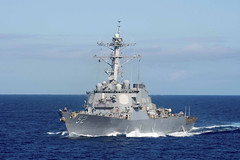 USS Barry (DDG 52) file photo (U.S. Navy/MC1 Elijah G. Leinaar)