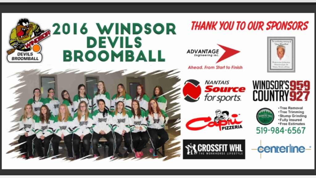 Windsor Devils Juvenile Girls