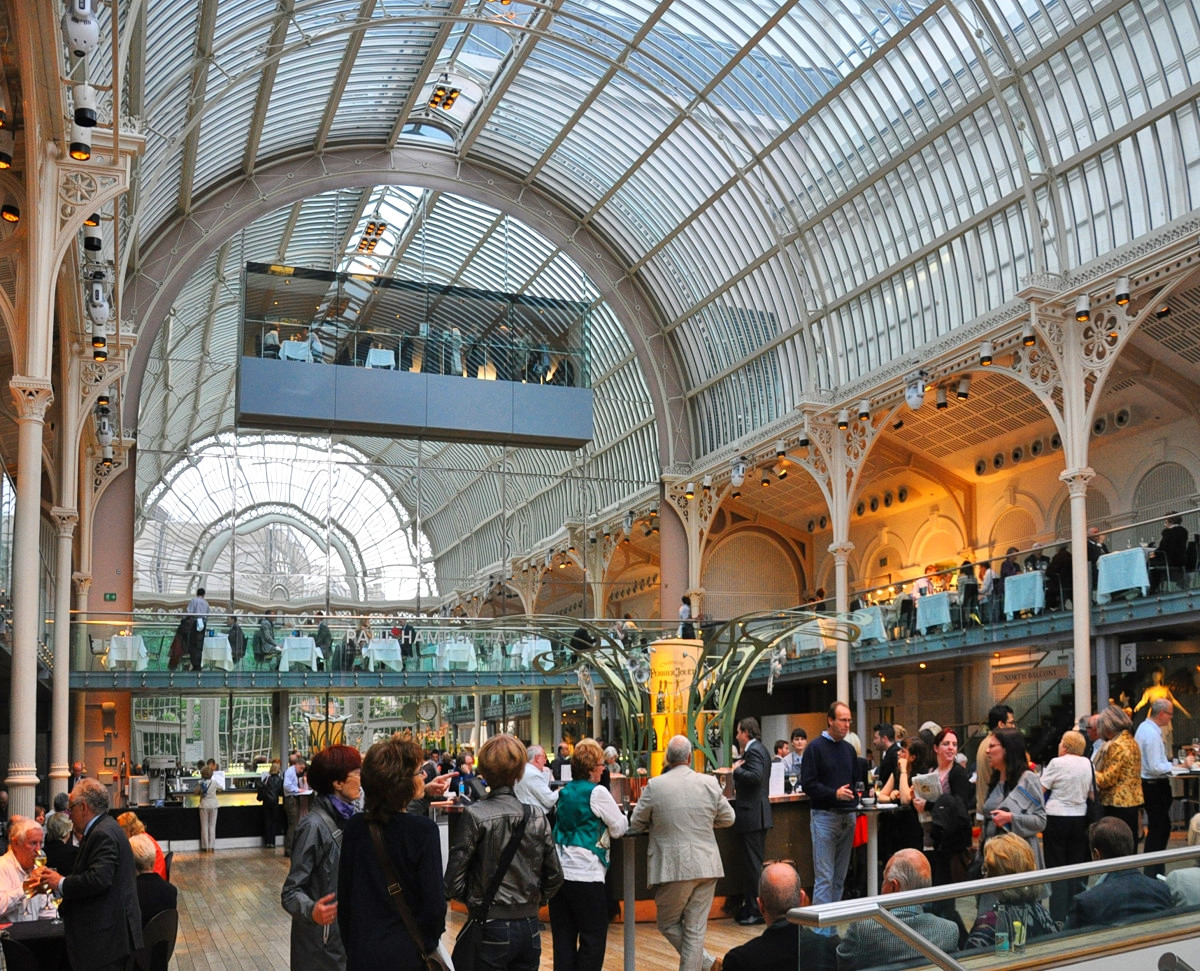 Floral Hall, Royal Opera House, Covent Garden