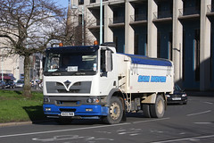 johnmorris13 posted a photo:	Sam MoyceWA61 HWU2005 Foden Alpha 2000 A2-4RT 250.St. Andrews Cross, Plymouth.
