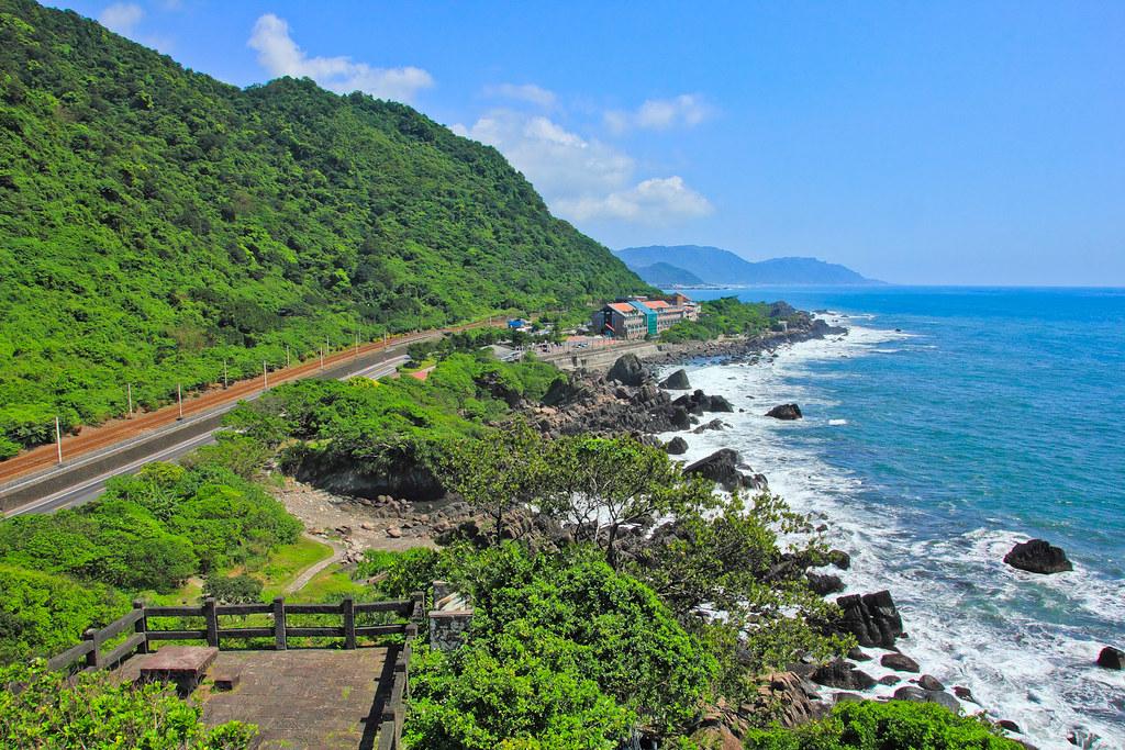 台湾旅游攻略 台湾极美的这座地质公园,门票只要十几元受赞誉    野柳