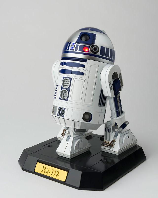 「超合金×12 Perfect Model」 《星際大戰四部曲:曙光乍現》R2-D2 (A NEW HOPE) 『スター・ウォーズ エピソード4/新たなる希望』