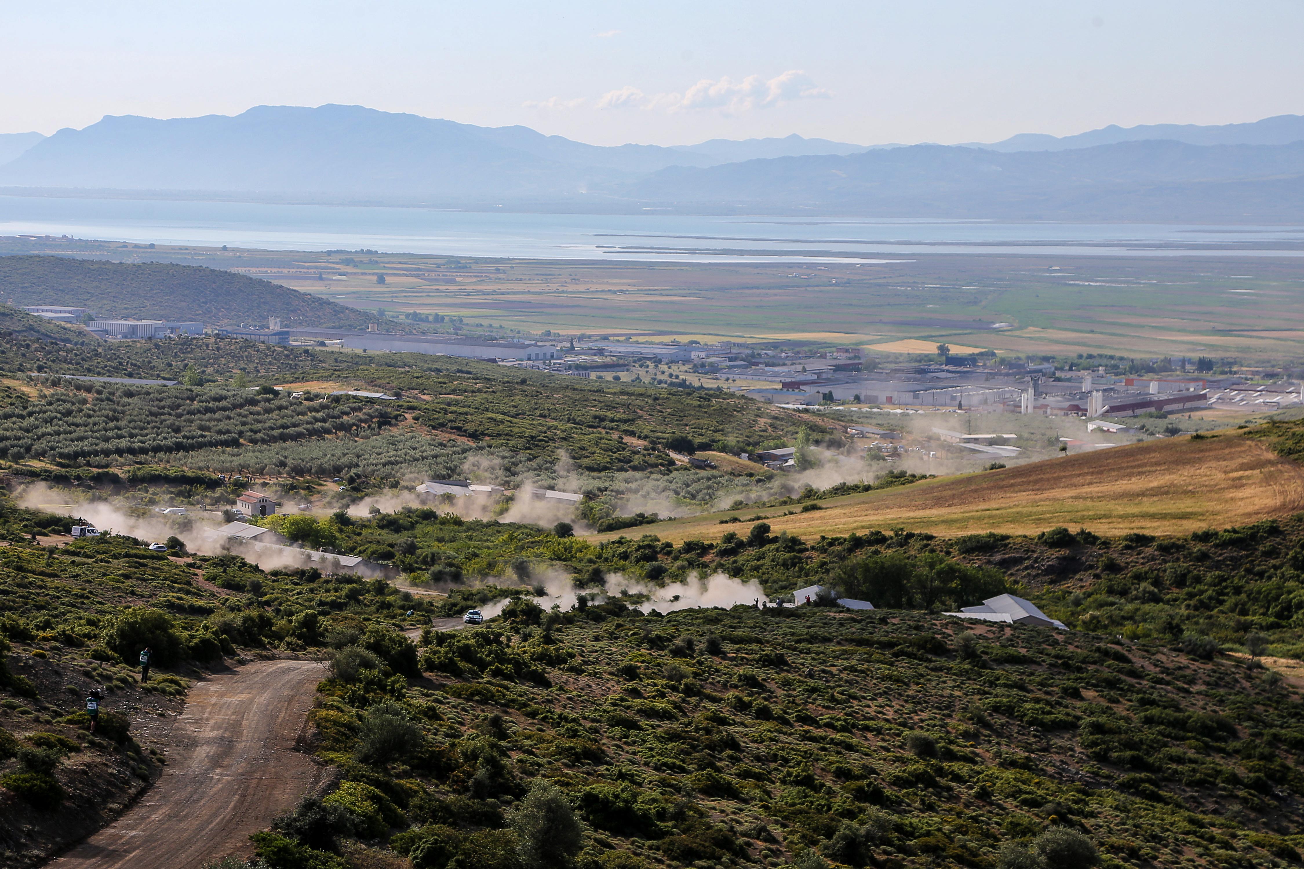 Présentation: grande histoire, gros défi – le Rallye EKO de l'Acropole met les stars à l'épreuve en Grèce