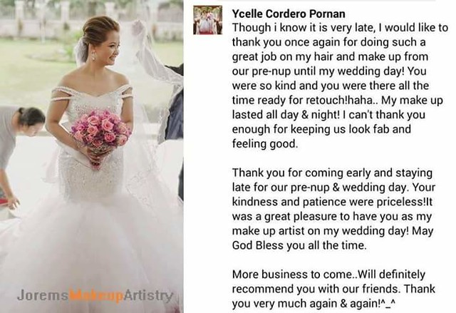 Jorems Hair and Makeup Artistry Testimonials (10)