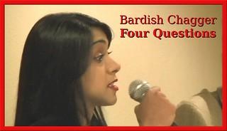 Bardish Chagger: Four Questions video Thumbnail
