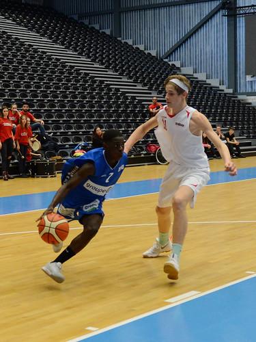 Grande Finale Fribourg Académie U16m -  Swiss Central Basket 23