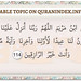 Browse Table Quran Topic on http://Quranindex.info/search/table  #Quran #Islam