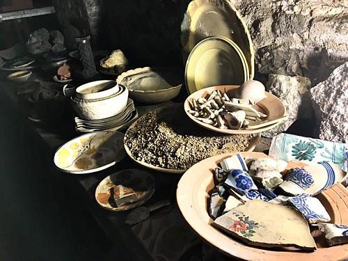 Ceramic ingredients