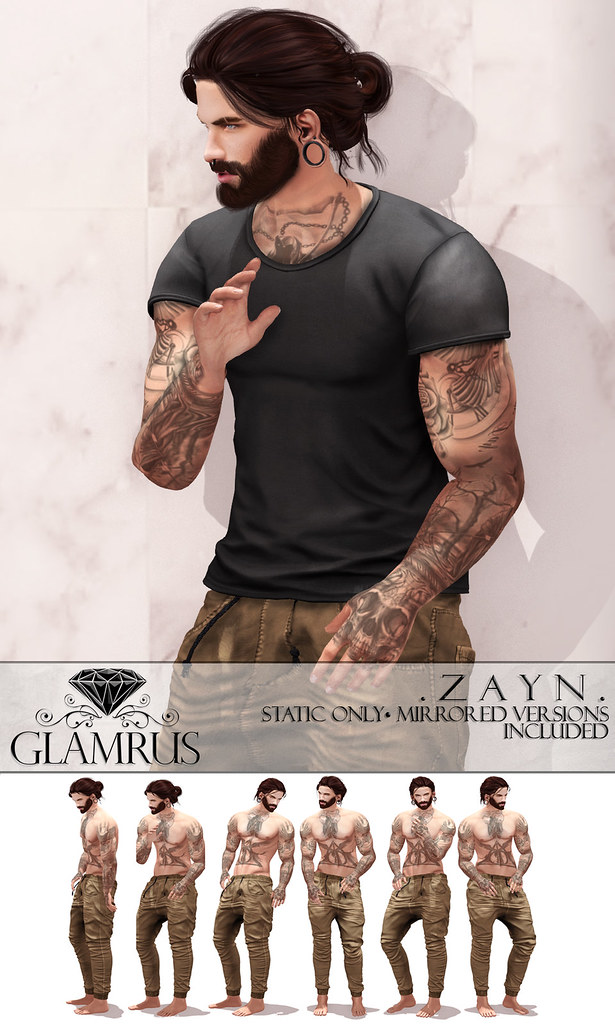 Glamrus . Zayn AD - SecondLifeHub.com