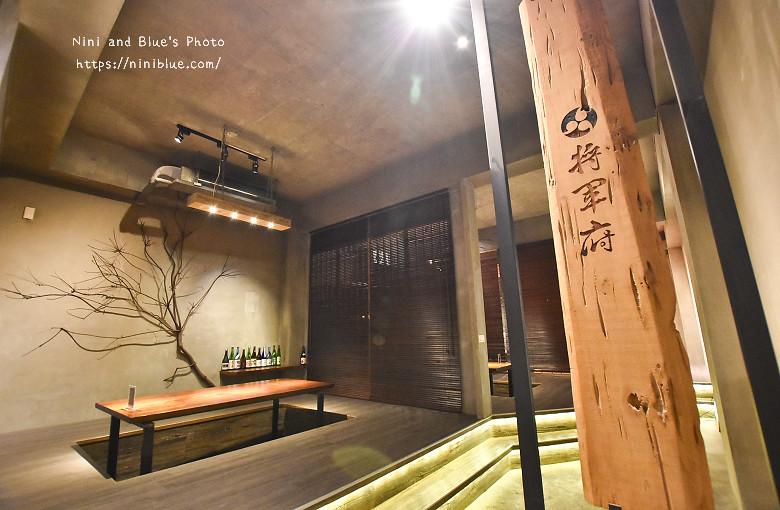 將軍府台中日式料理居酒屋啤酒餐廳13