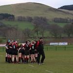 U18 girls v Hillhead Cup Semi Final