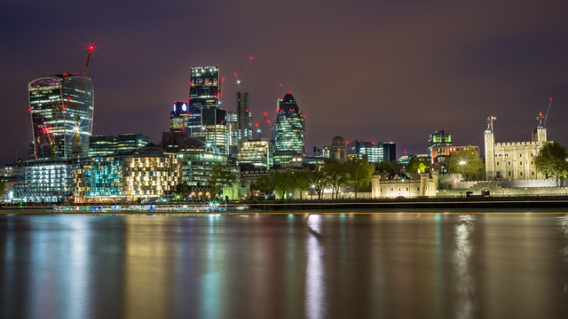 The Colorful Thames... X1D