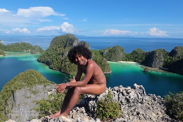 naturist 0004 Raja Ampat, Papua, Indonesia