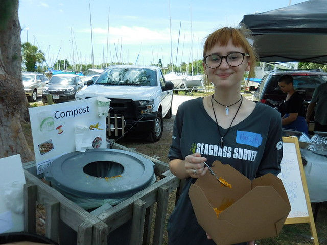 Seagrass Survey 2017 - Composting 2