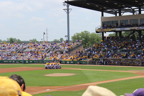 2013 LSU Tigers Baseball