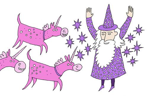 keith and unicorns