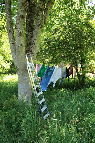 A new washing line