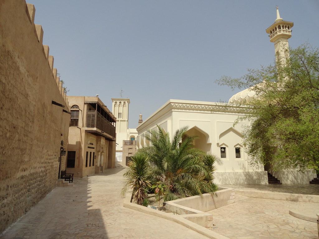 Bastakiya, Old Dubai