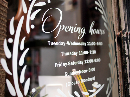 Loop London Opening Hours