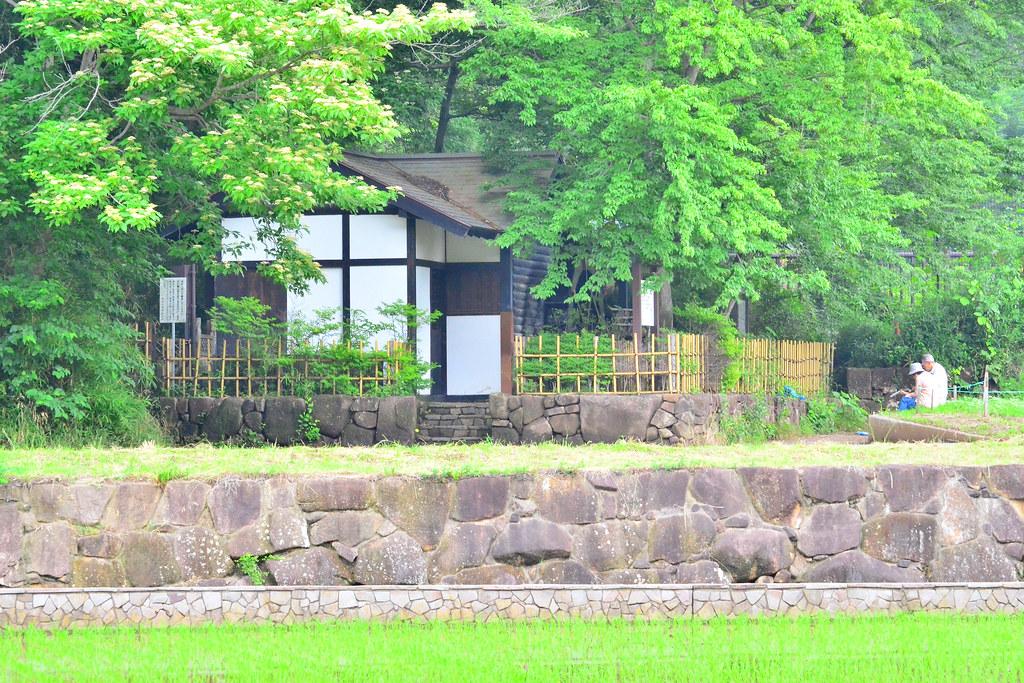 寺家ふるさと村の水車小屋 / Watermill of Jige Furusato village