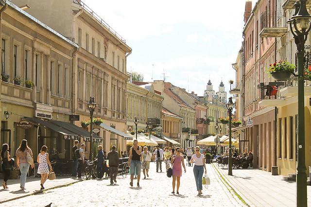 Kaunas, Old Town