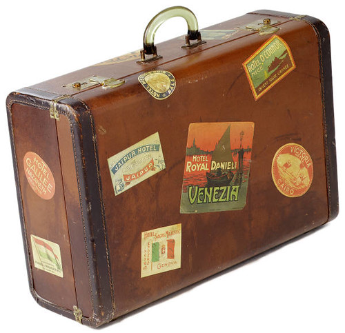 Image of a suitcase