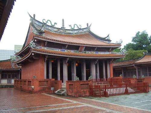 孔子廟・大成殿